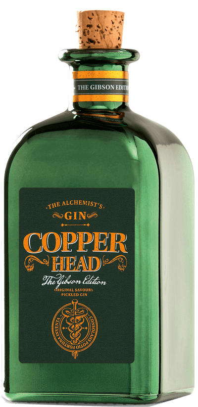 COPPERHEAD GIBSON EDITION GIN