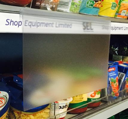 Shelf Talker -