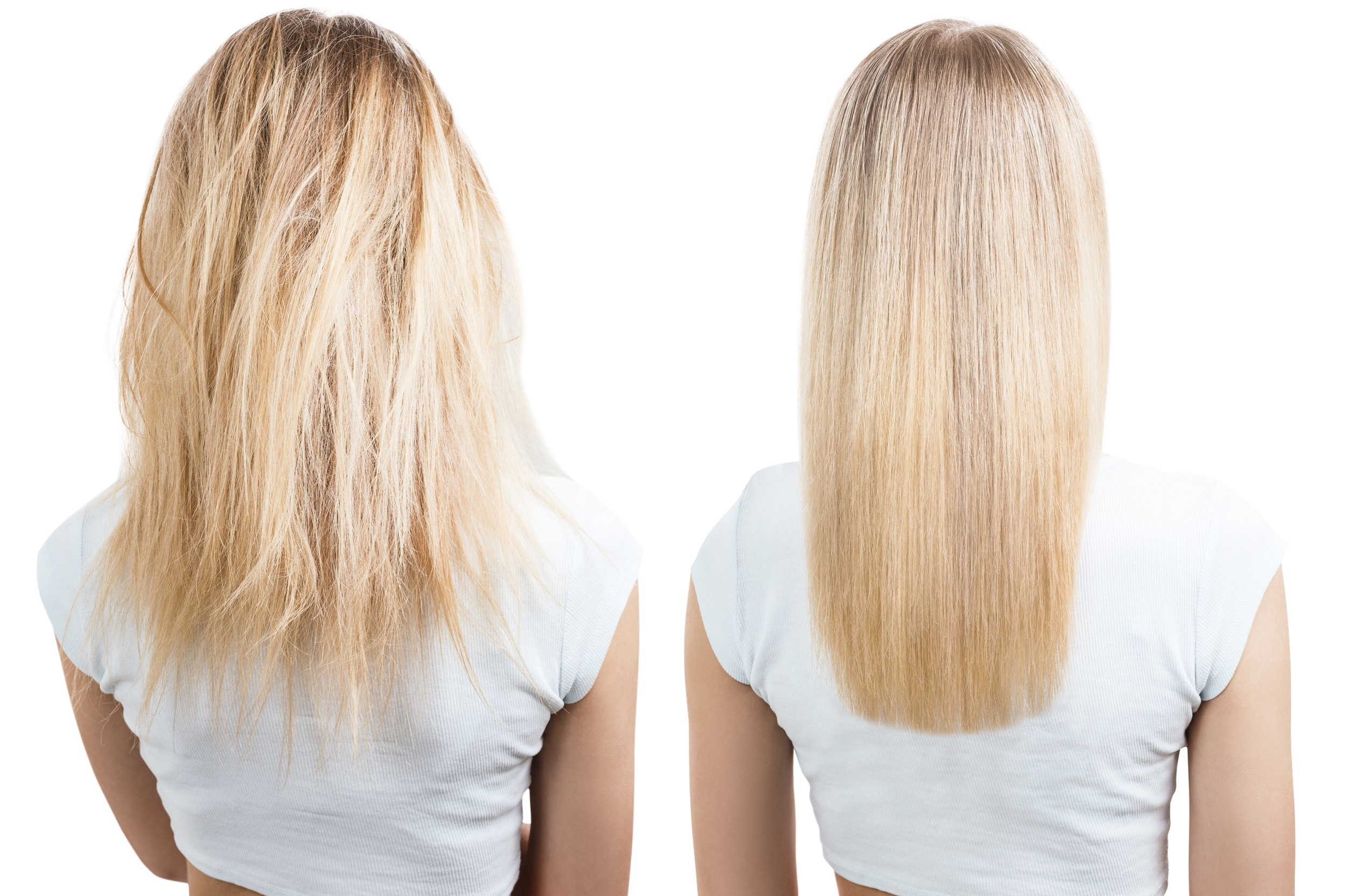 """Extensions - Add the length and volume you've been dreaming of with hair extensions. Our hair coaches will create a service that is personalized to you. You'll have people asking, """"What did you do?"""" Your hair looks amazing yet people will never know you have extension."""