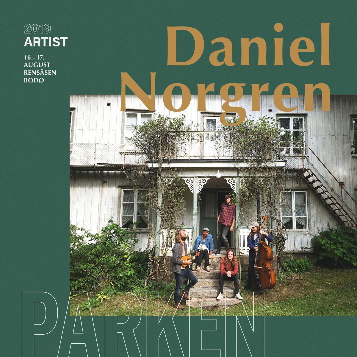 Daniel Norgren -