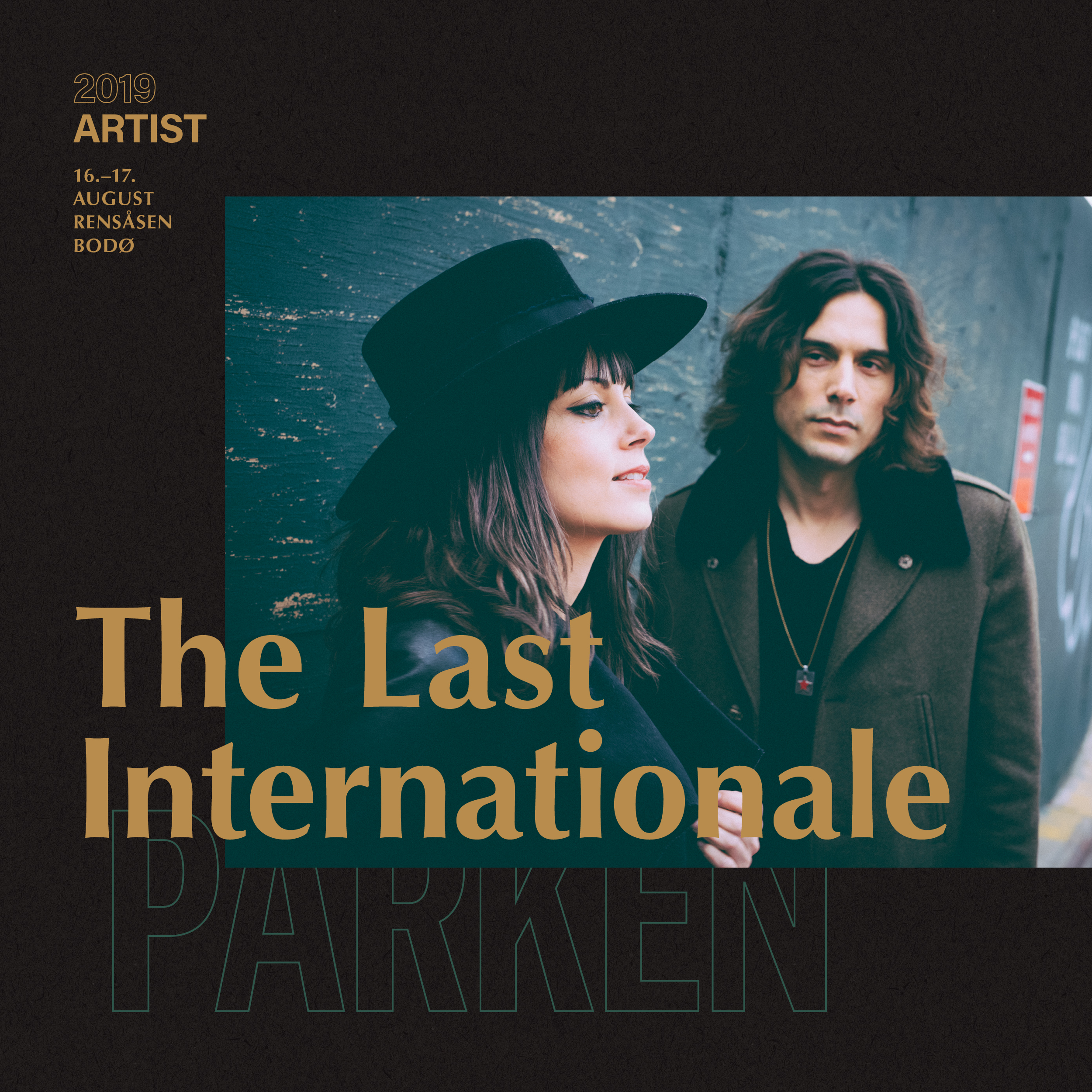The Last Internationale -