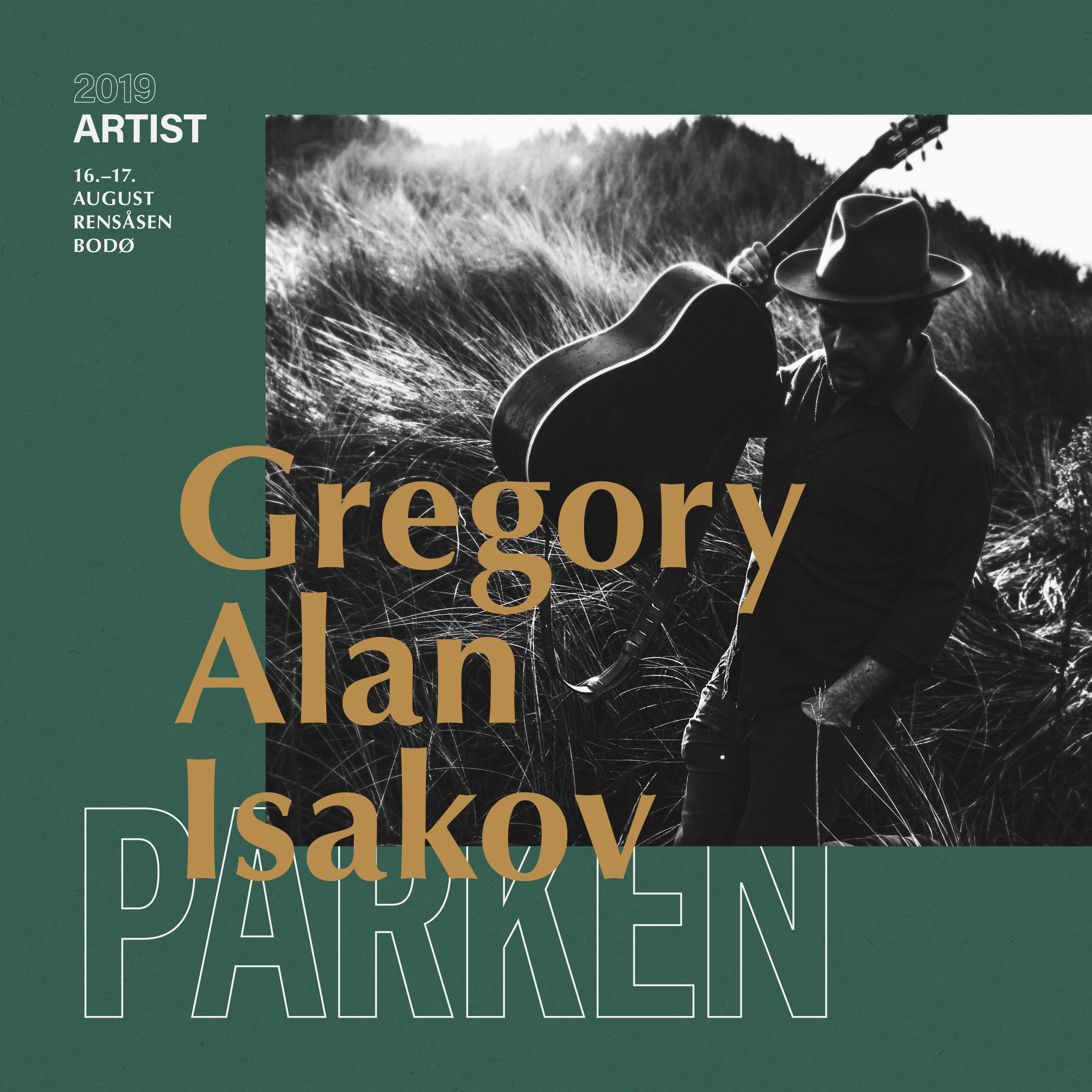 Gregory Alan Isakov -