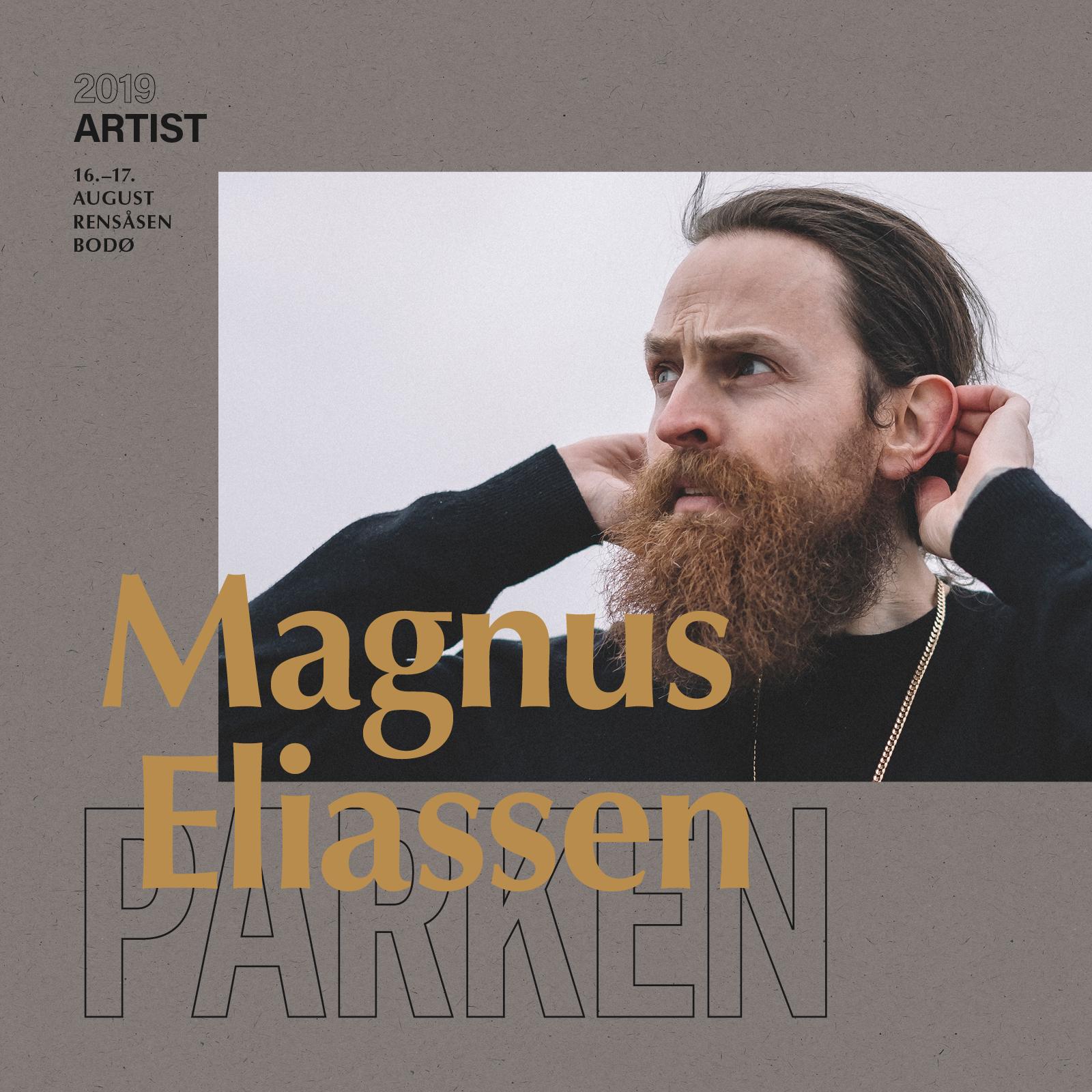 Magnus Eliassen -