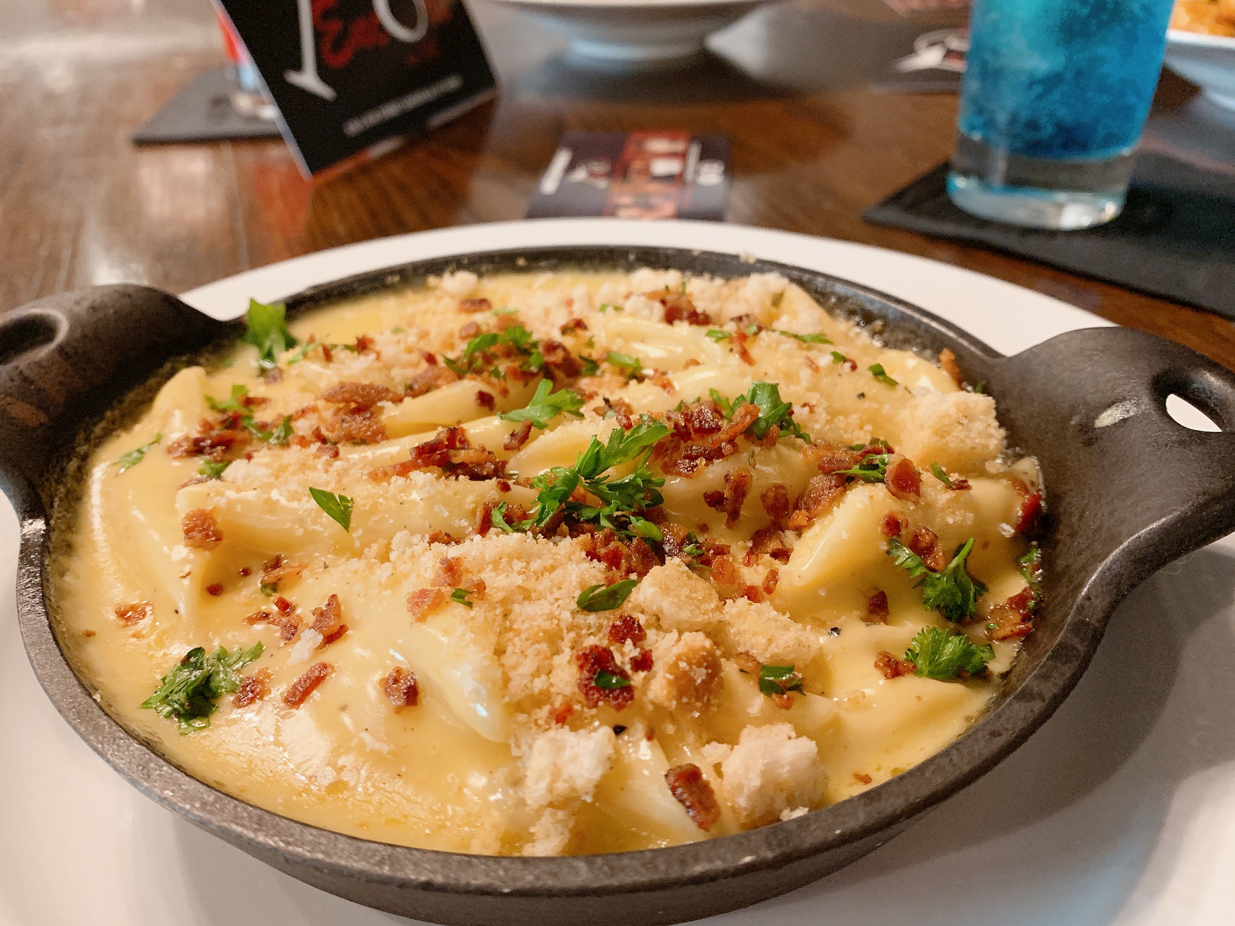 Chefprat's Skillet Mac & Cheese