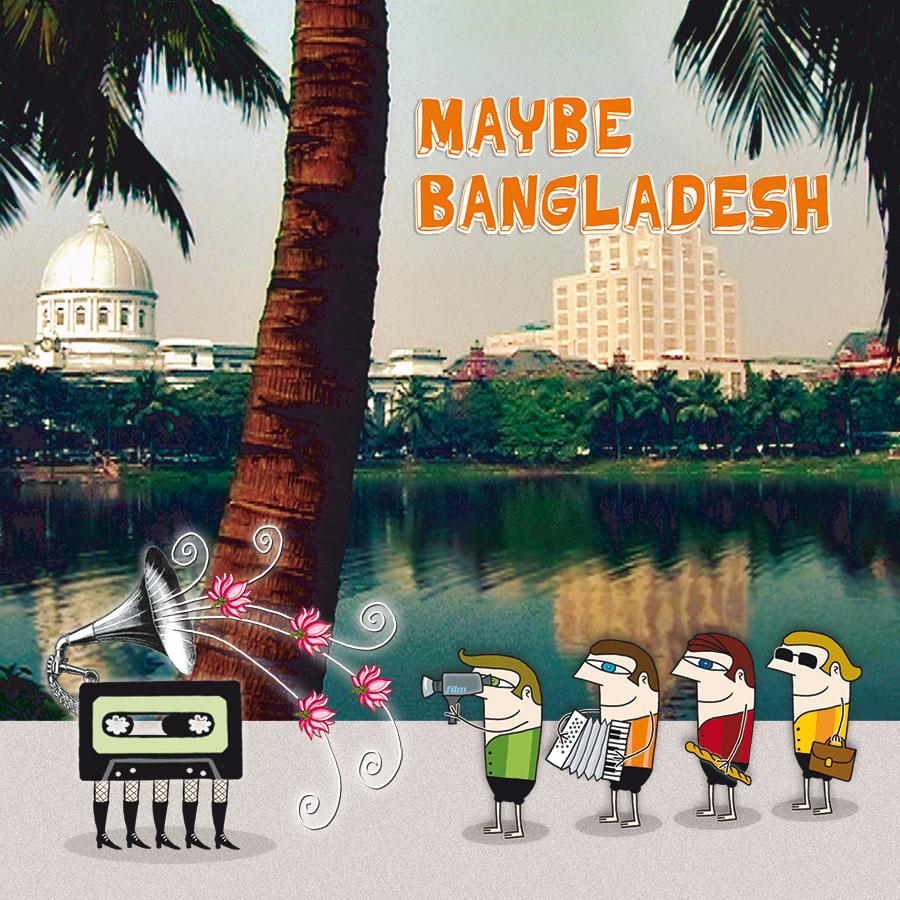 MAYBE BANGLADESH  Film und Livemusik mit Akkordeon