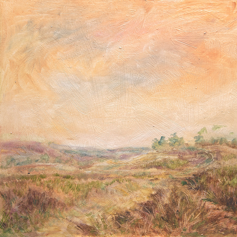 A Golden Scene    sold