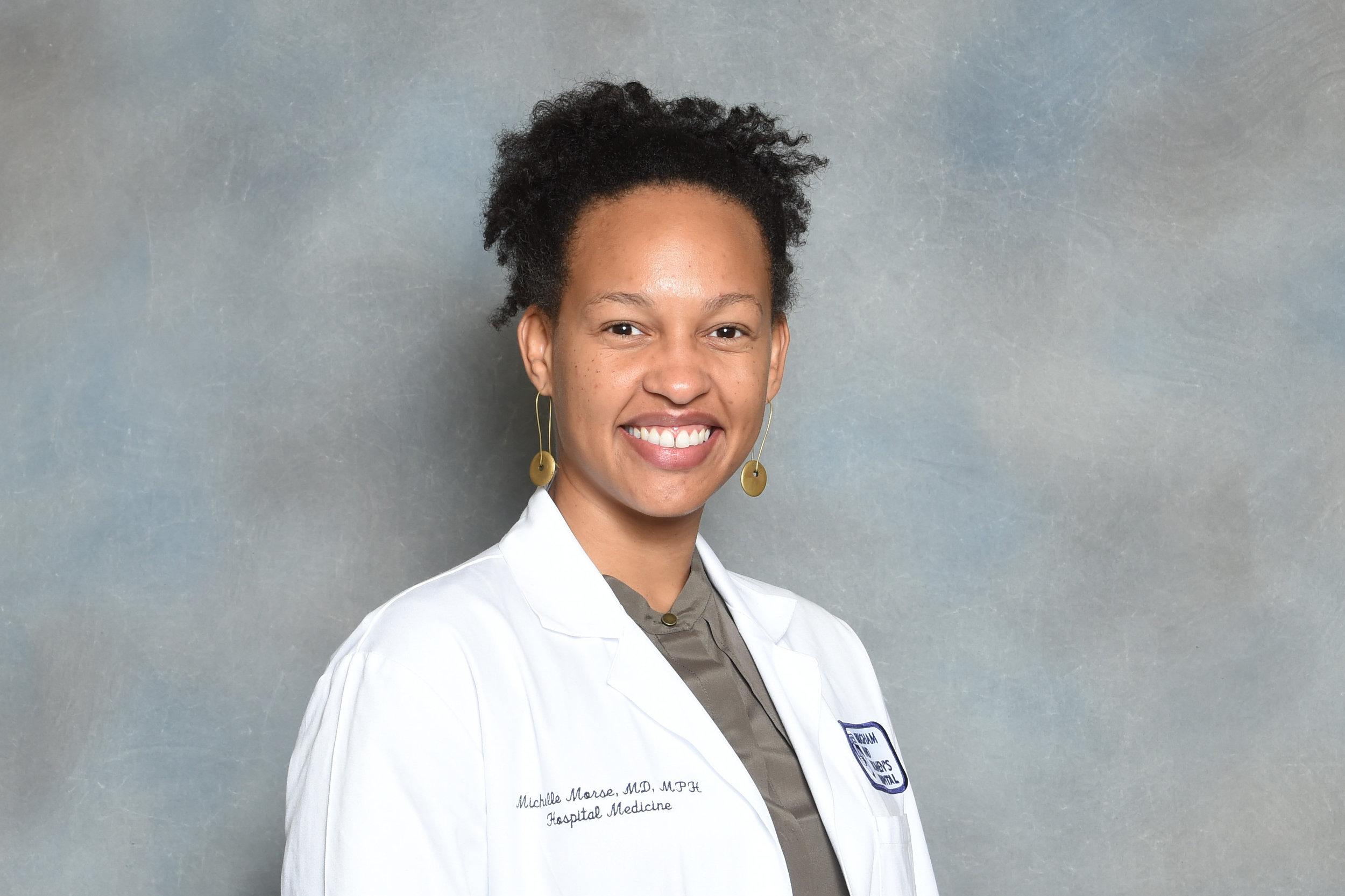 Michelle Morse, MD, MPH