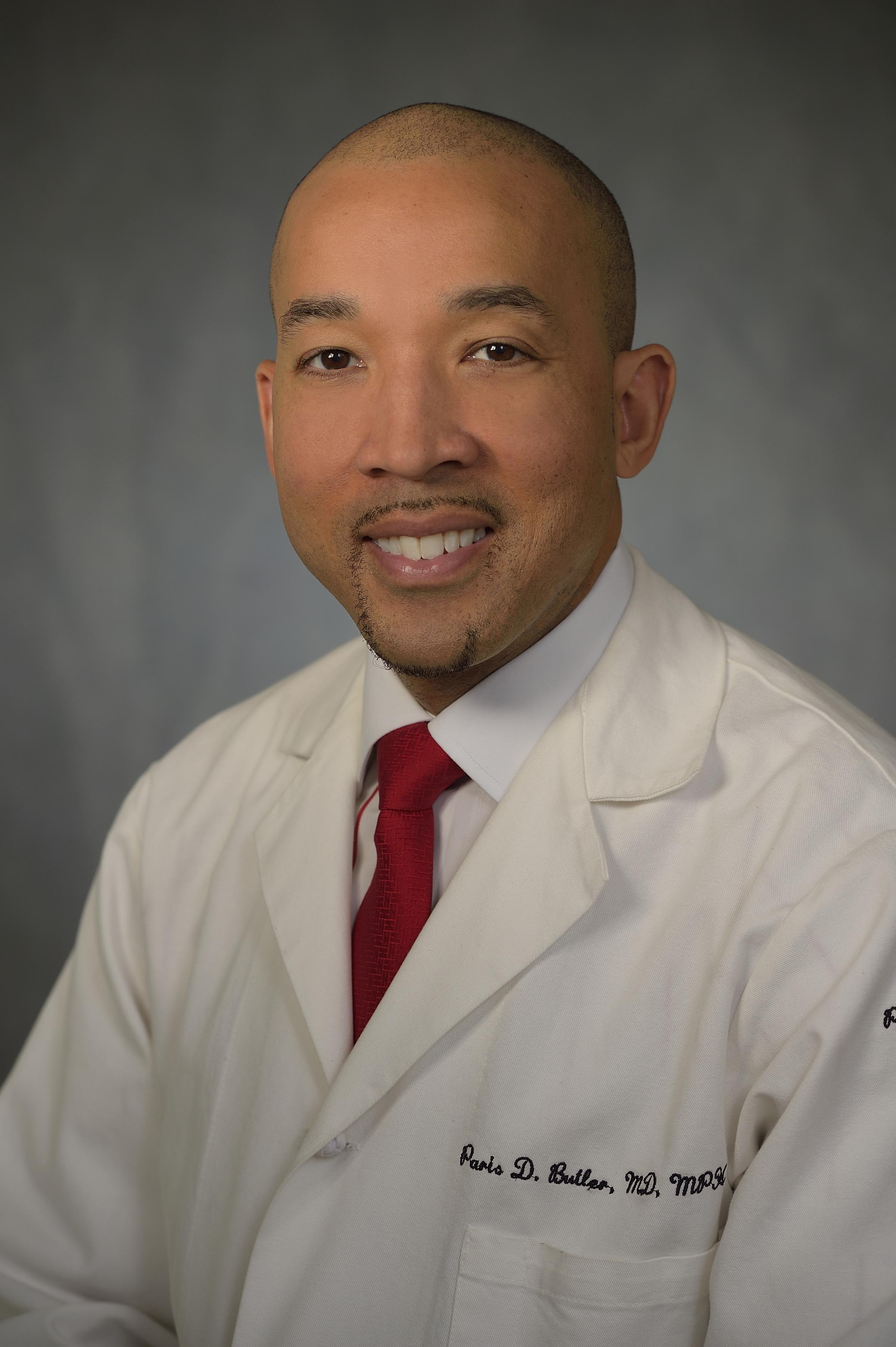 Paris D. Butler, MD, MPH