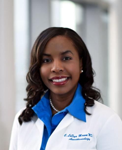 Chawla LaToya Mason, MD