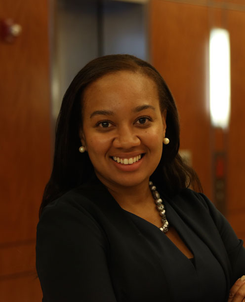 Nicolette Louissaint, PhD