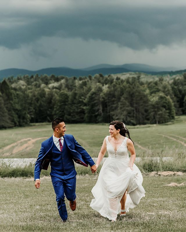 This weekend I had the privilege of coordinating Sara and Alex's wedding in Vermont! They were beyond kind, hospitable and gracious to me as I worked somewhere I had never been to with all new vendors to me (expect for Morgan). The day could not have been more perfect! Even when the rain clouds started coming, we just used it as an opportunity to get these stunning portraits with the most epic clouds over the mountaintops! I am beyond grateful for a job that allows me to experience such beauty, build long-lasting friendships, and allows me to continue to grow week after week!! ⠀ ⠀ ⠀ ⠀ ⠀ ⠀ ⠀ ⠀ ⠀ ⠀ ⠀ ⠀ ⠀ ⠀ ⠀ ⠀ ⠀ ⠀ . Photo Credit: @morgancaddellphoto  Venue: @theinnatgracefarm  Beauty: @timelessbridesbytheloft ⠀ ⠀ ⠀ ⠀ . #vermontwedding #harmonyweddings #harmonyweddingsevents #ncweddingplanner