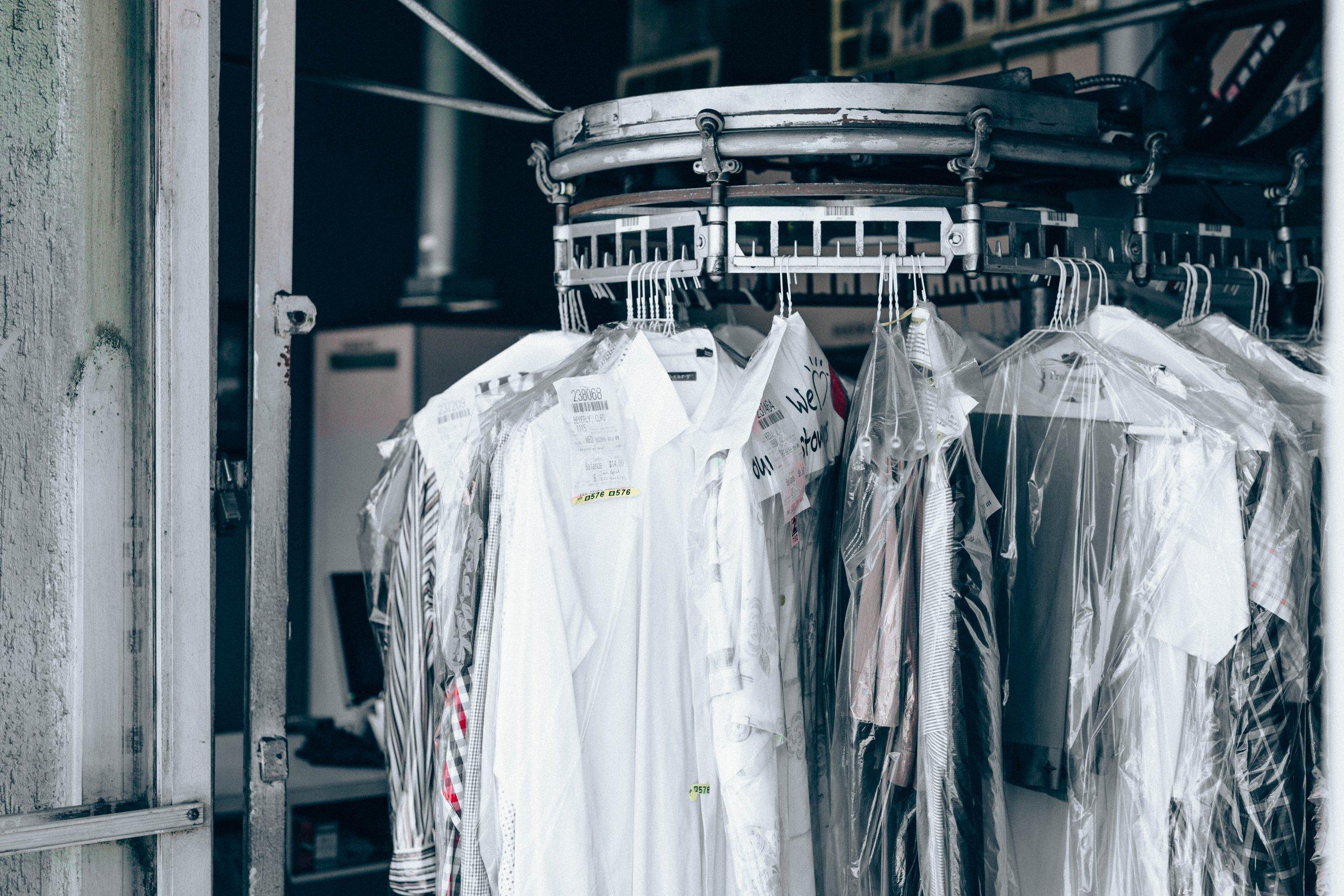 D. Logistics - The Production Process