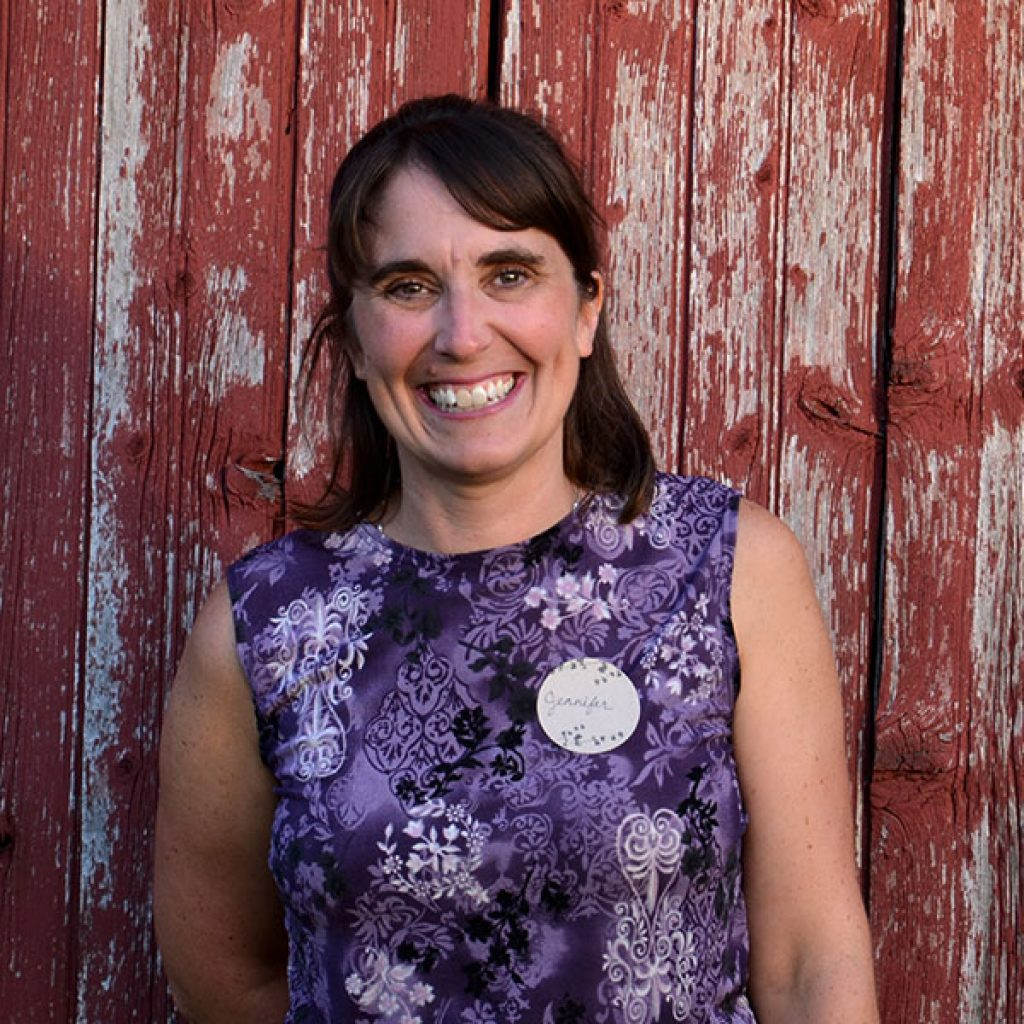 Jennifer Bergman - Mission Supervisor