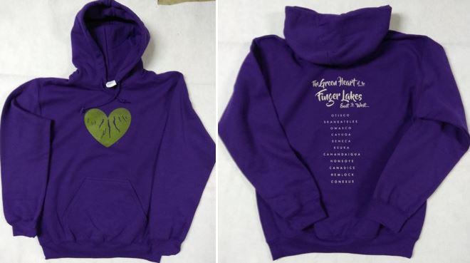 GHoFLX - Shirt Hood Purple