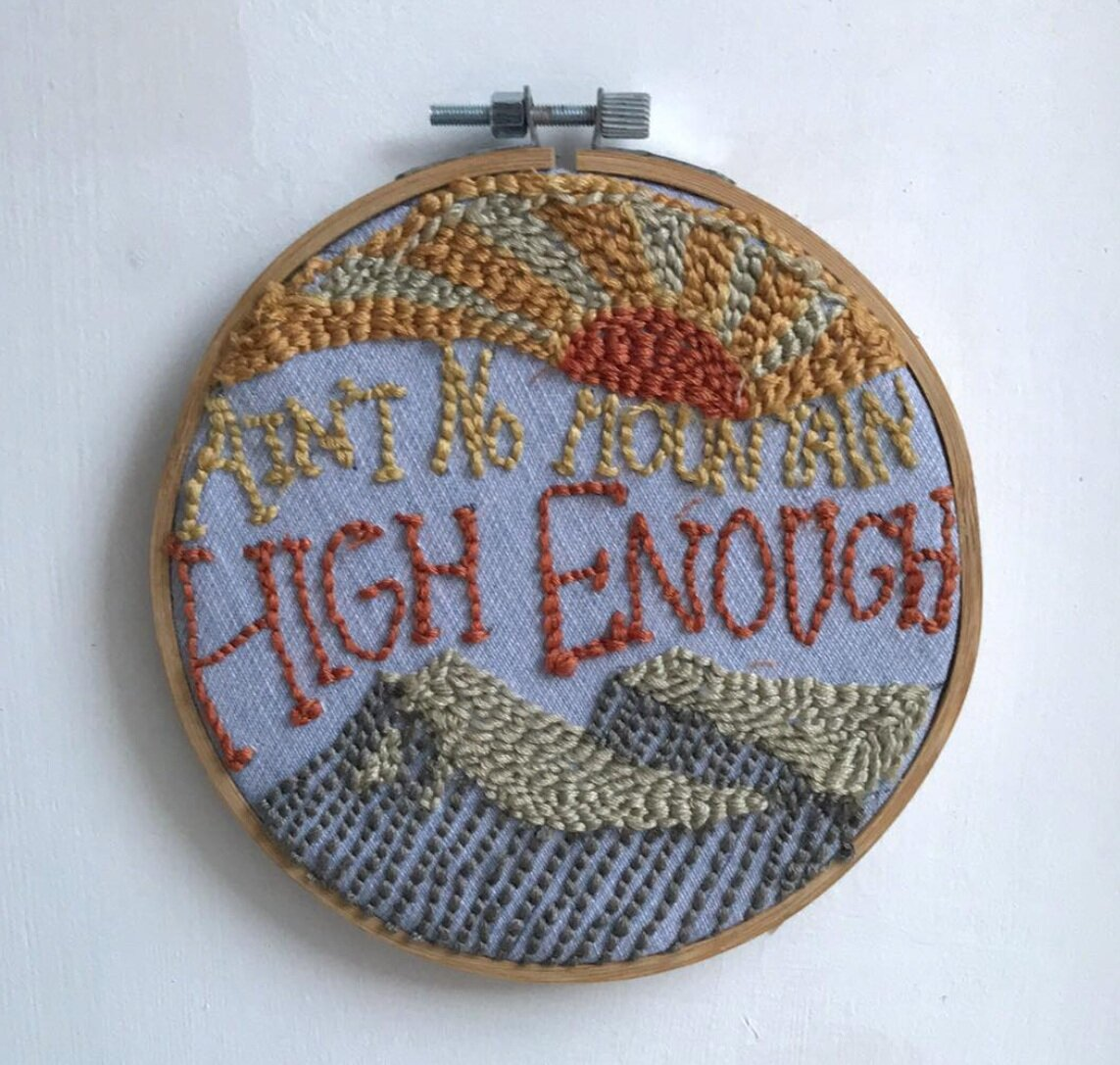 punch-needle-embroidery-quote