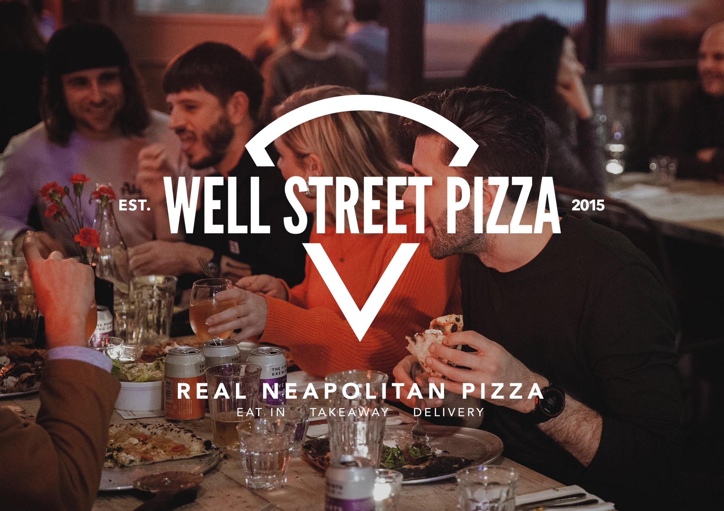 Well Street pizza Hackney