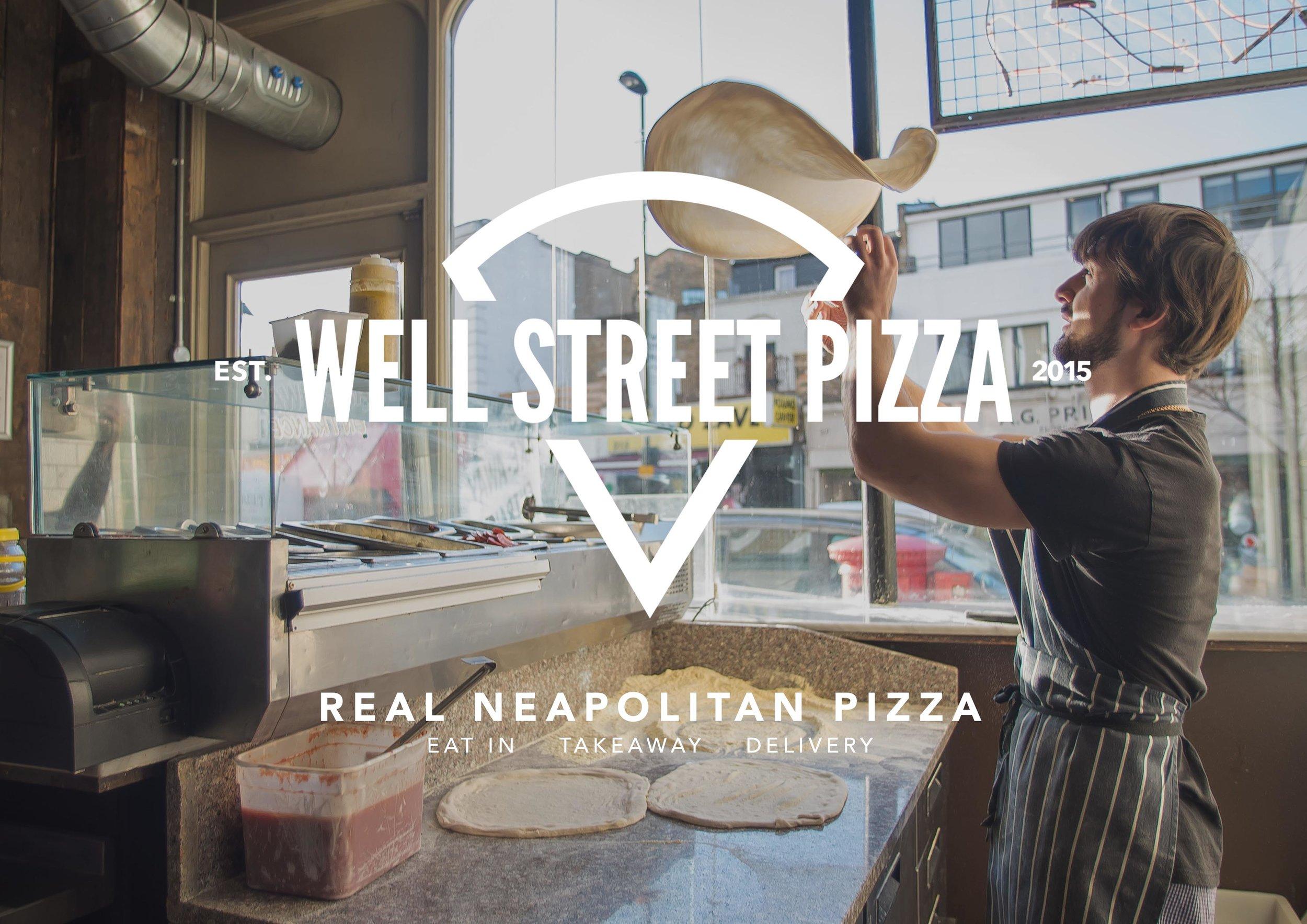 Fresh pizza everyday