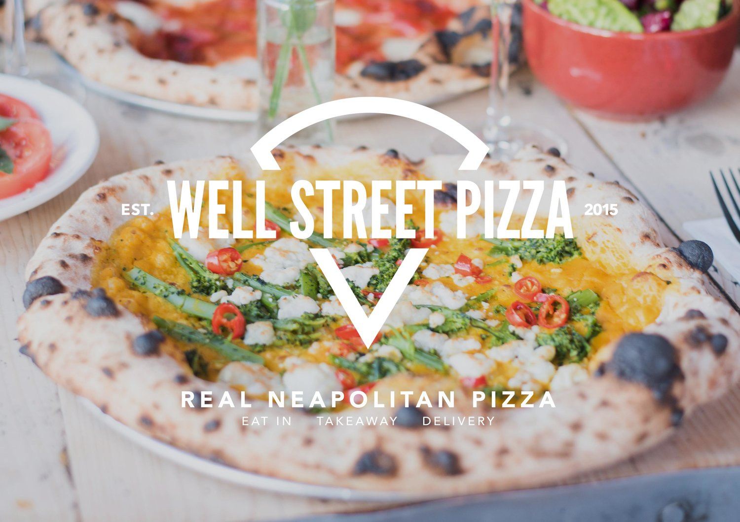 Welcome Well Street Pizza Hackney