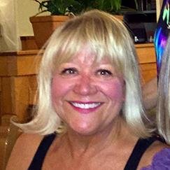 SUE ELLIS - women's ministry pastor