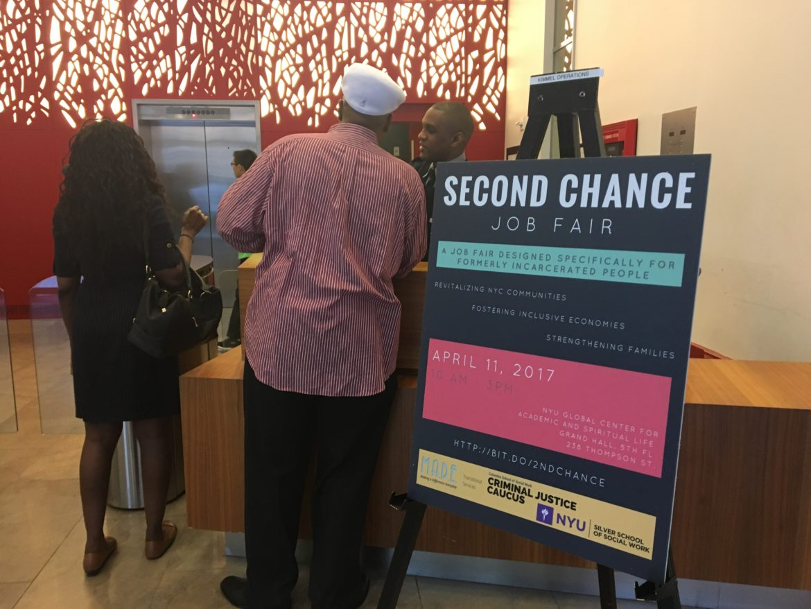 The Crime Report - Former Incarcerees Find Hope—and Employers—at NYC 'Second Chance' Job Fair