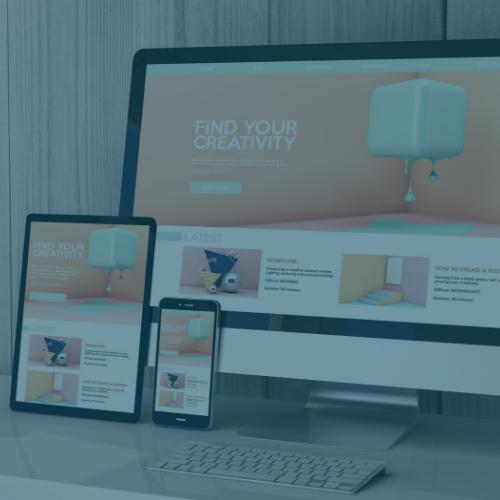 WEBSITES + DIGITAL -
