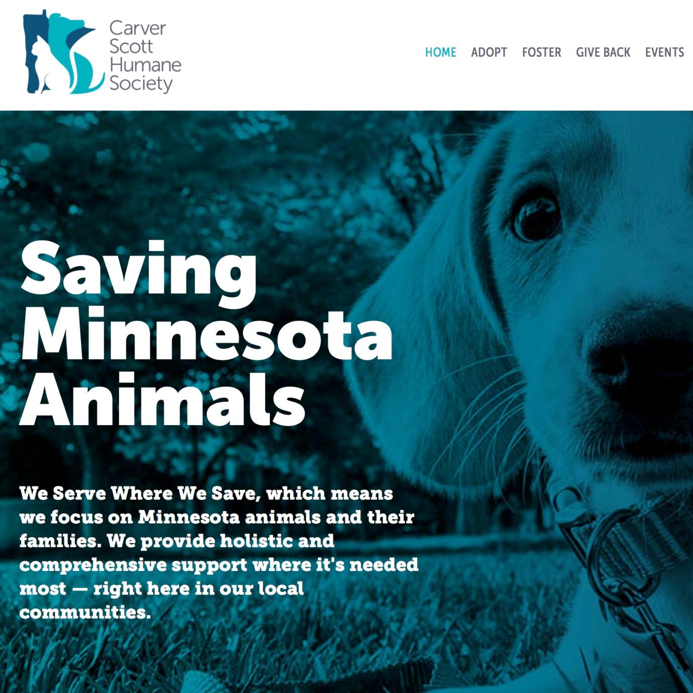 Carver Scott Humane Society