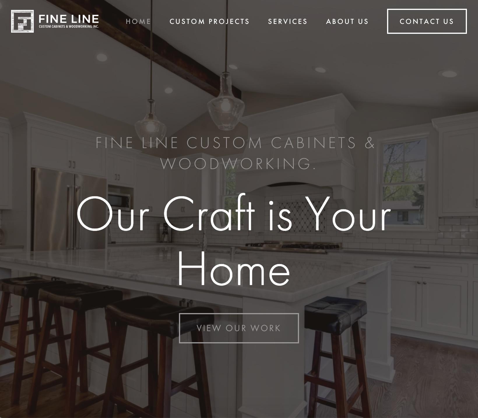 Fine Line Custom Cabinets