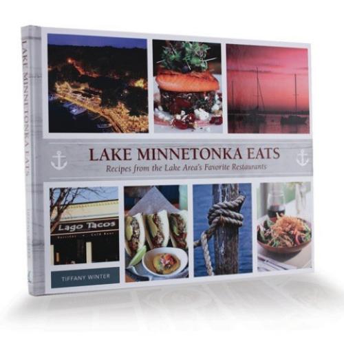 Lake Minnetonka Eats Book