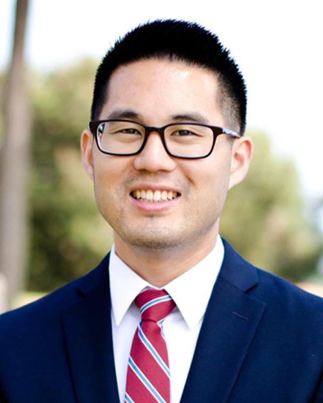 The Honorable Thomas Wong   Board President  San Gabriel Valley Municipal Water District