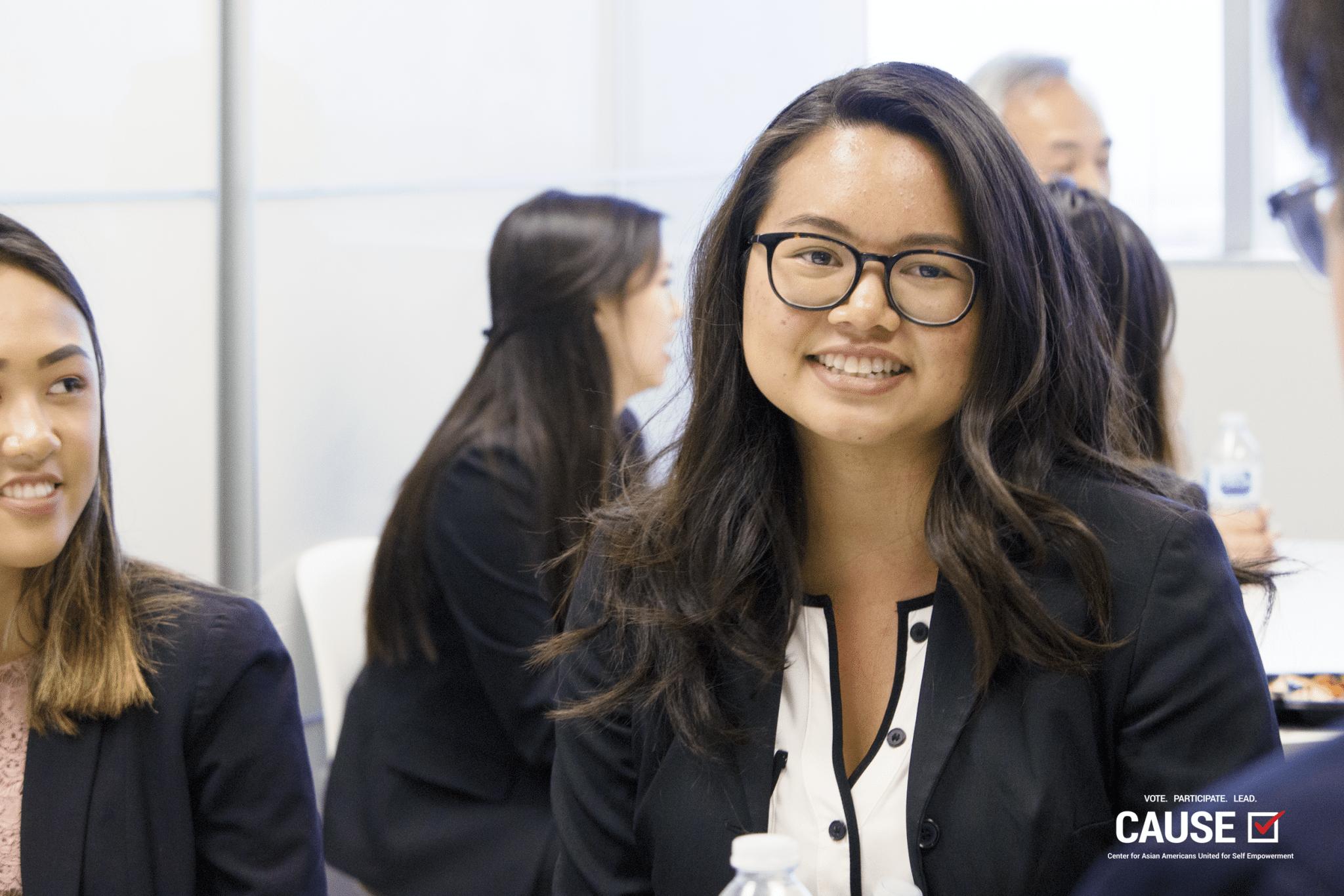 Pranett Chhunpen, 2018 CAUSE Leadership Academy