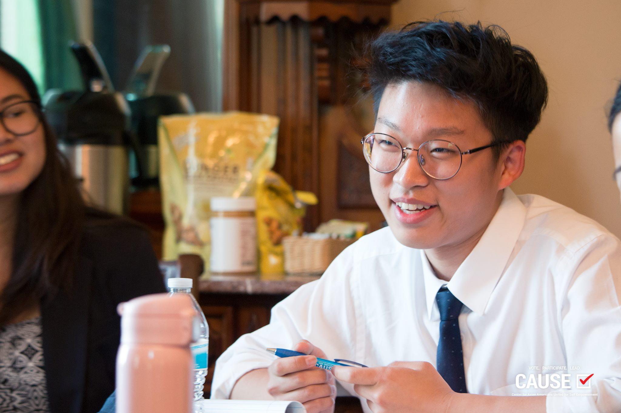 Hesu Song, 2018 CAUSE Leadership Academy