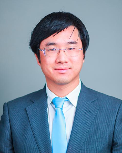 Lawrence Shih  Board of Supervisor's Deputy LA County Dept of Public Social Services  (Former Deputy District Director)