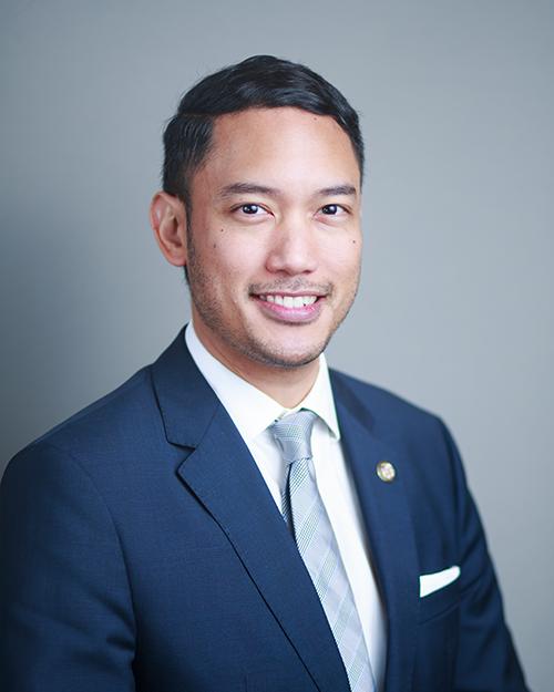Miguel Sangalang  Deputy Mayor City of Los Angeles, Office of Mayor Eric Garcetti