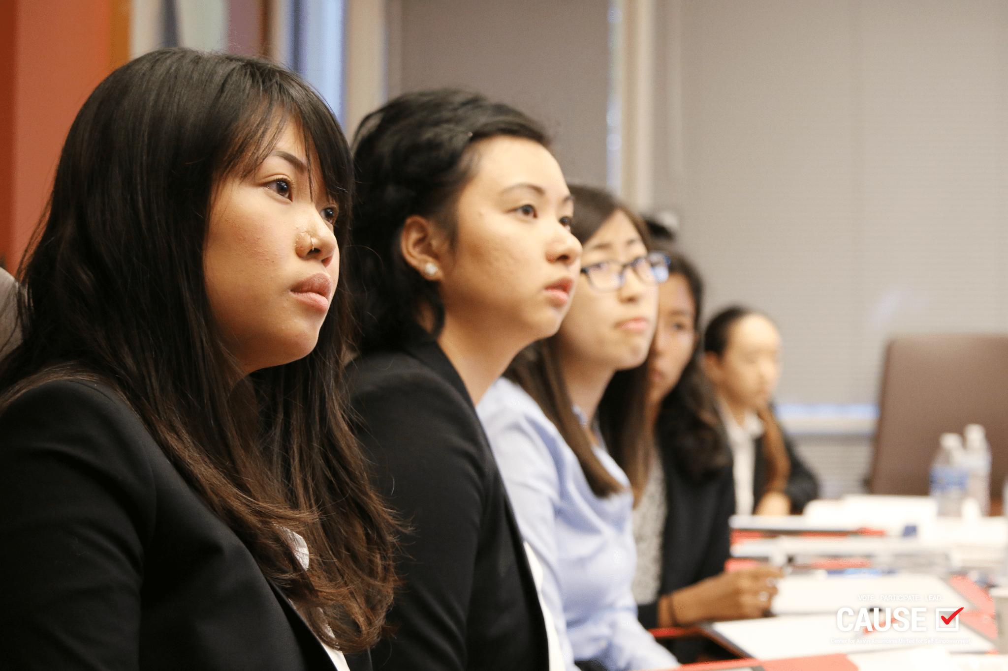 Allison Vo, 2017 CAUSE Leadership Academy