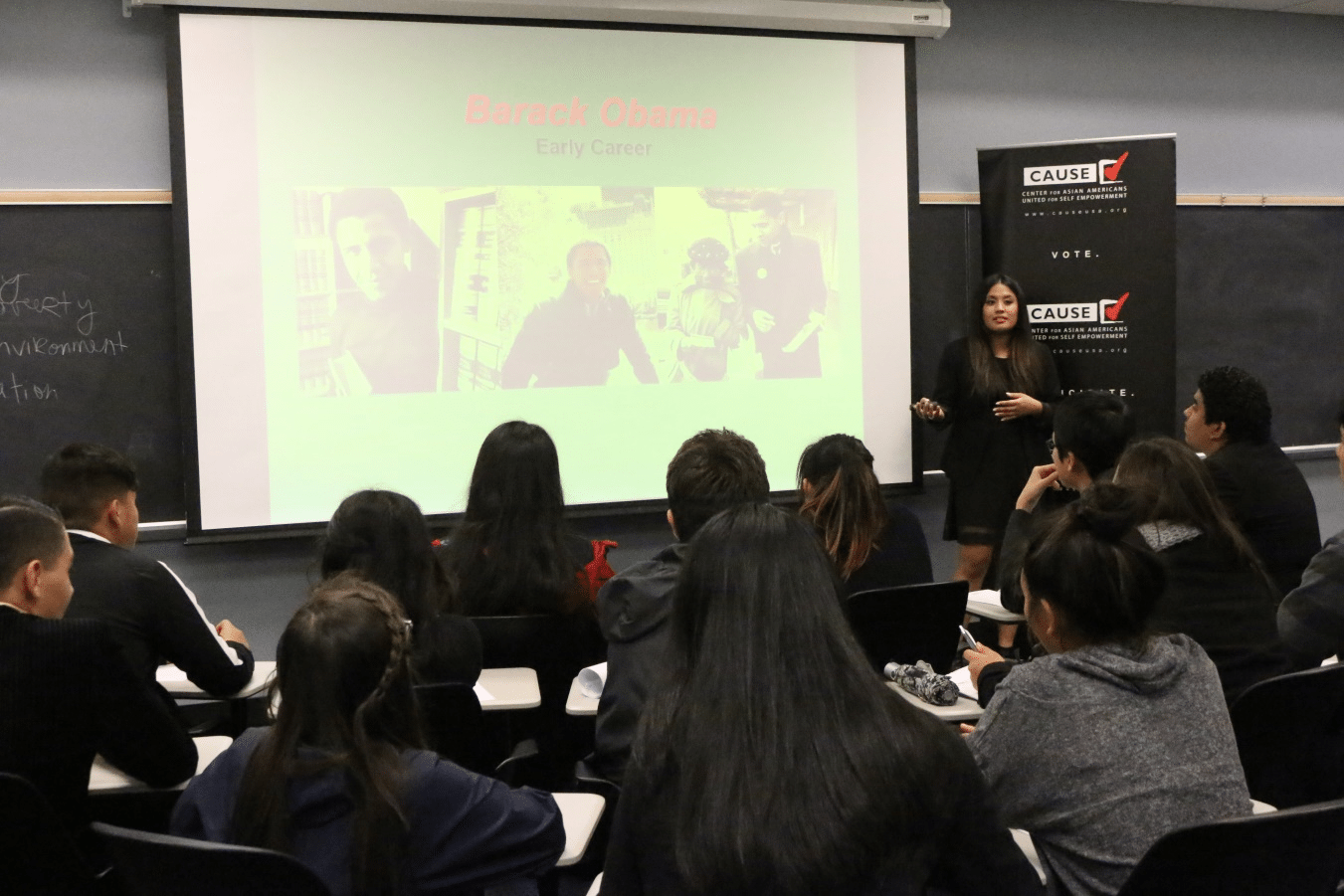 Tanya Edmilao, 2017 Arsalyn Youth Conference