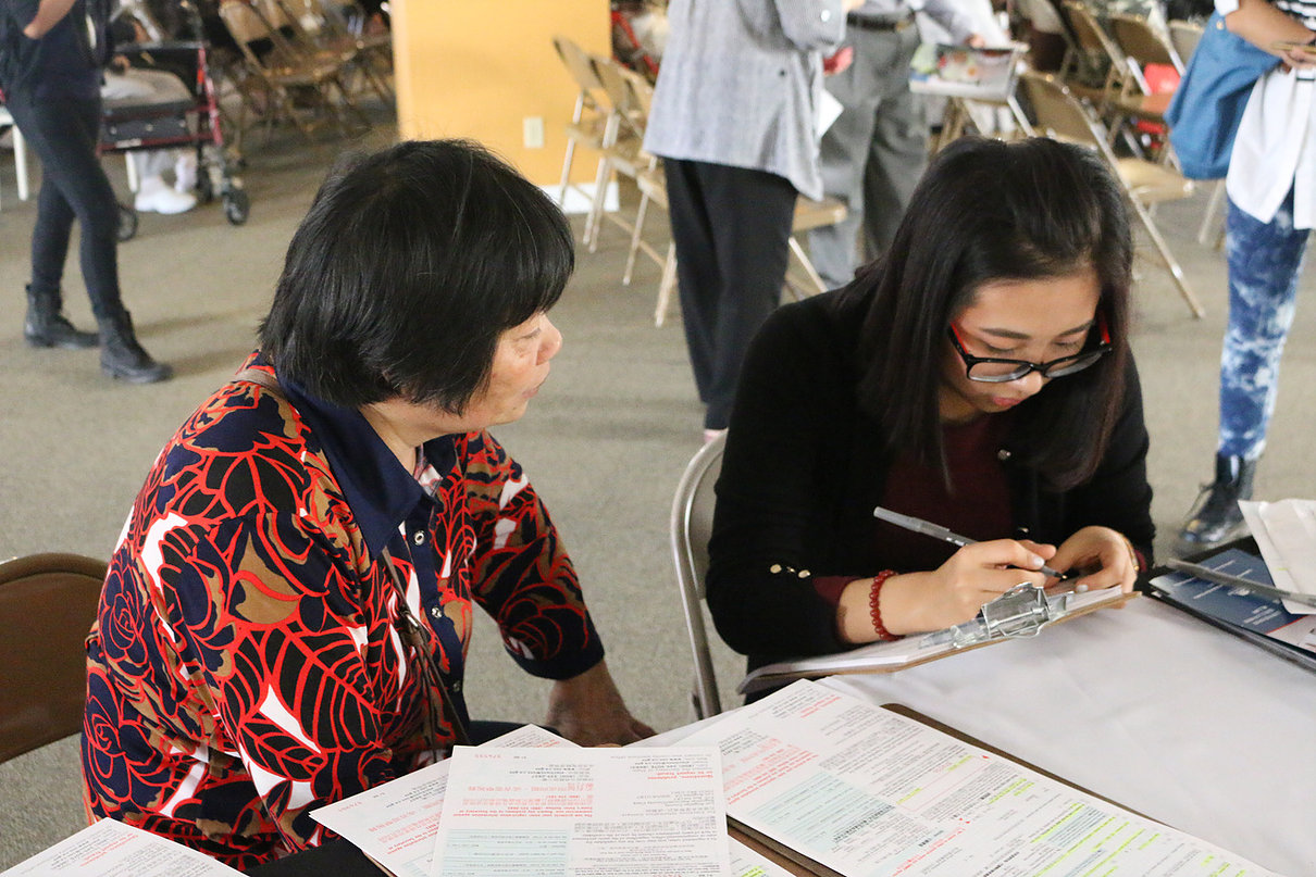 2016 Voter Education Workshop in Chinatown