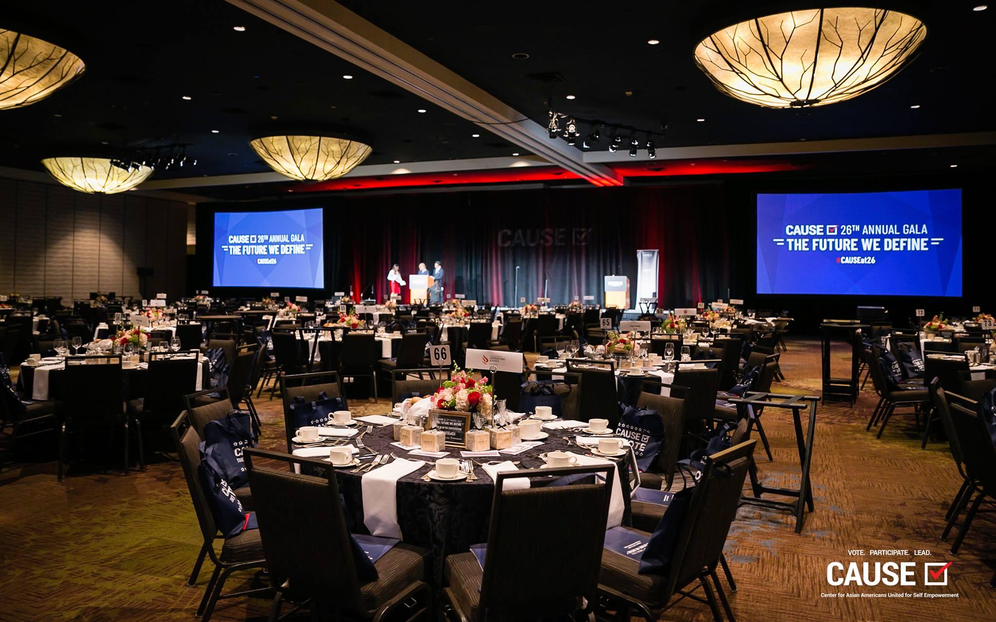 2019 CAUSE Annual Gala, The Westin Bonaventure Hotel & Suites