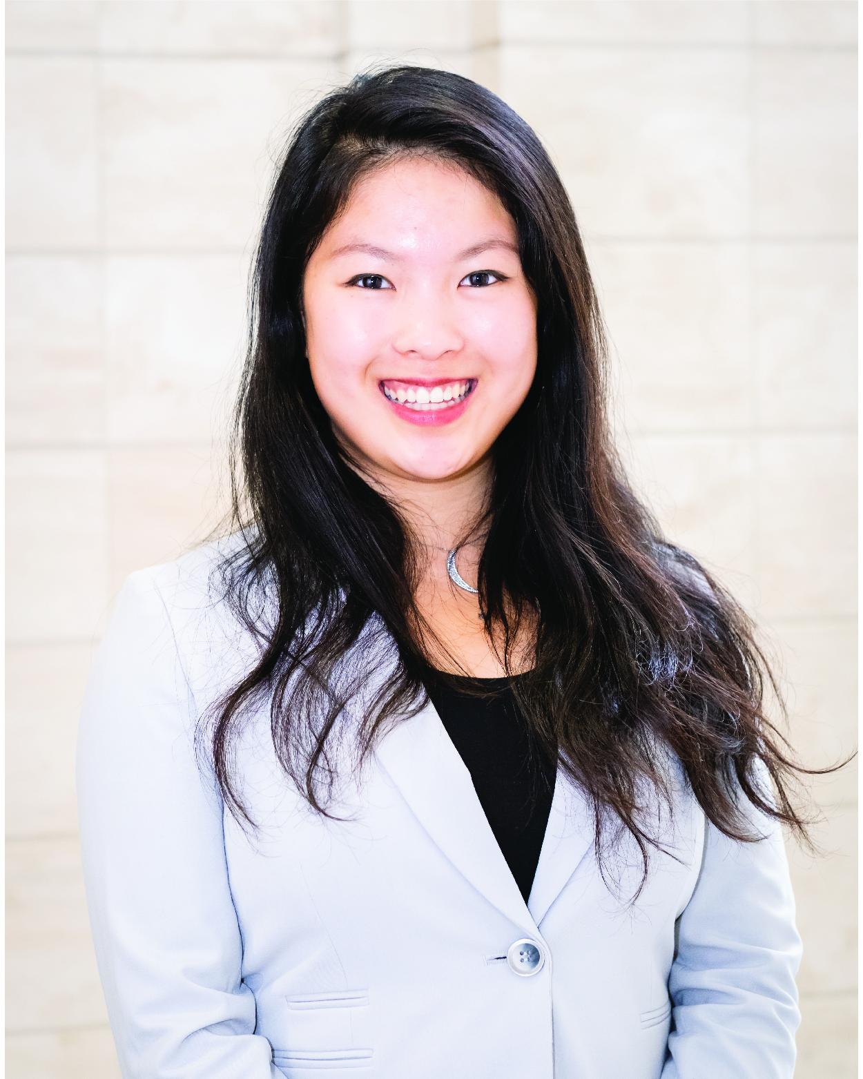 Angela Wang  Intern at IW Group