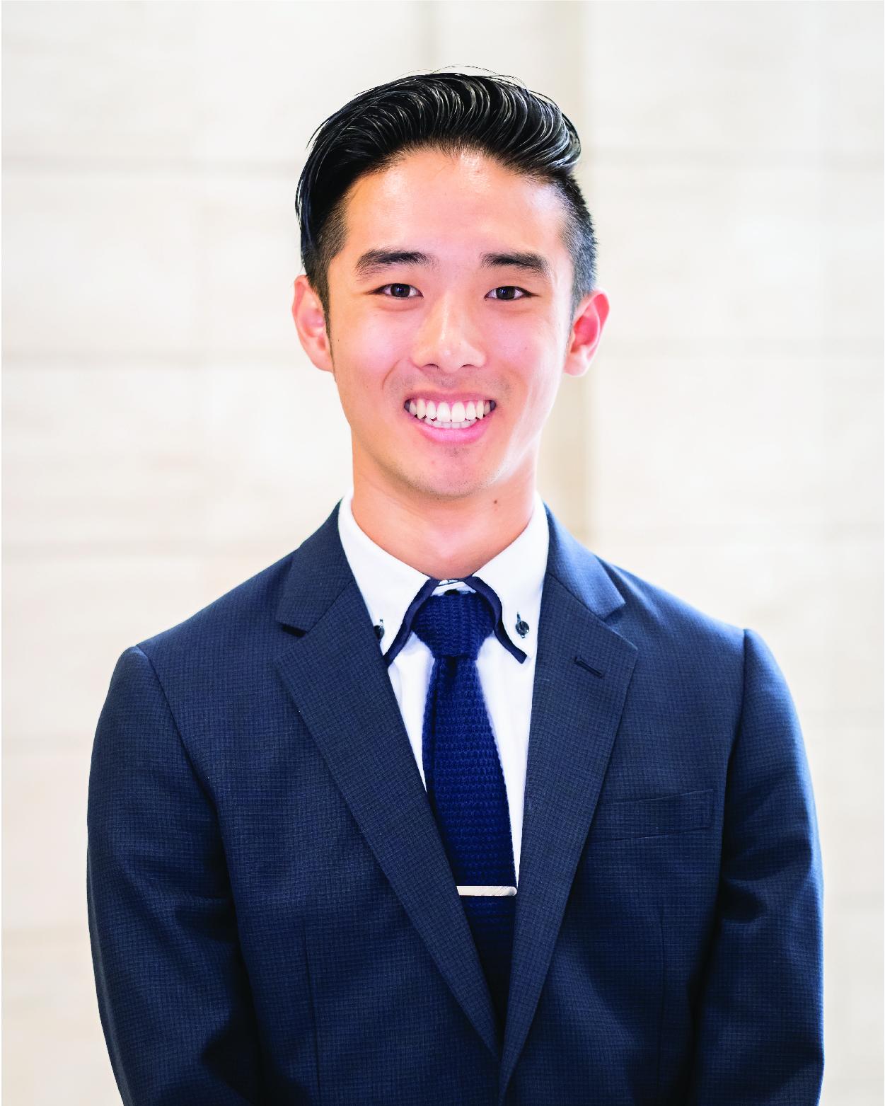 Matthew Lee  Intern at the Office of Congresswoman Judy Chu