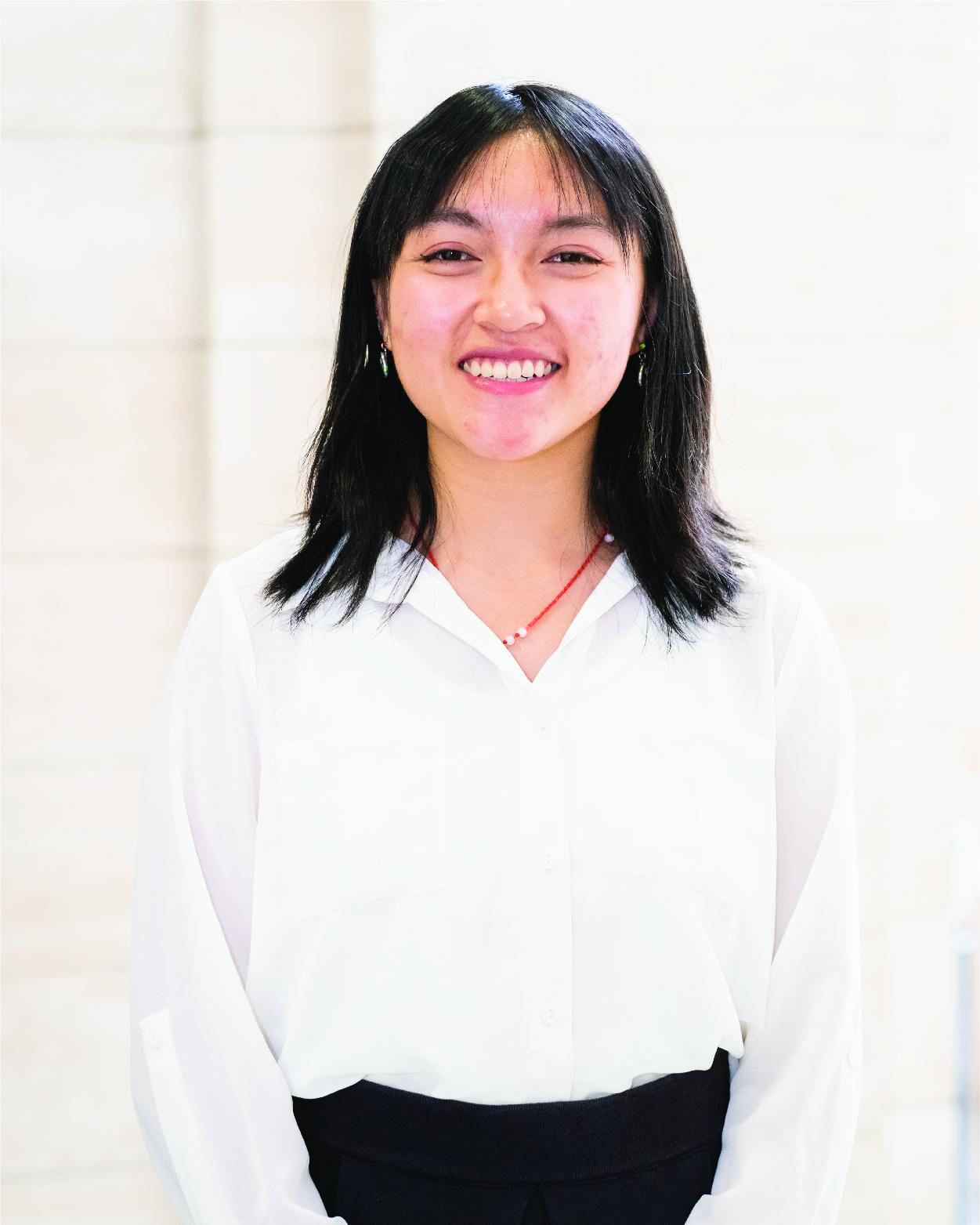 Maya Wong  Intern at East West Players