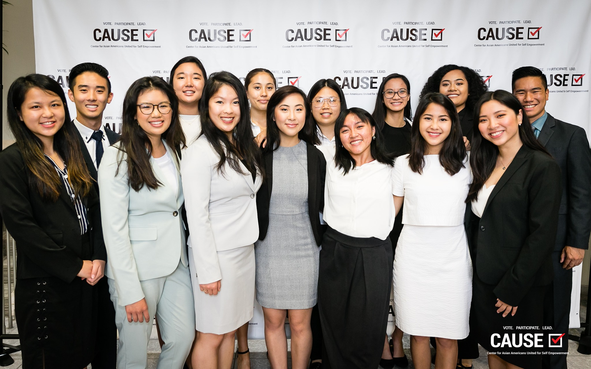 2019 CAUSE Leadership Academy Interns