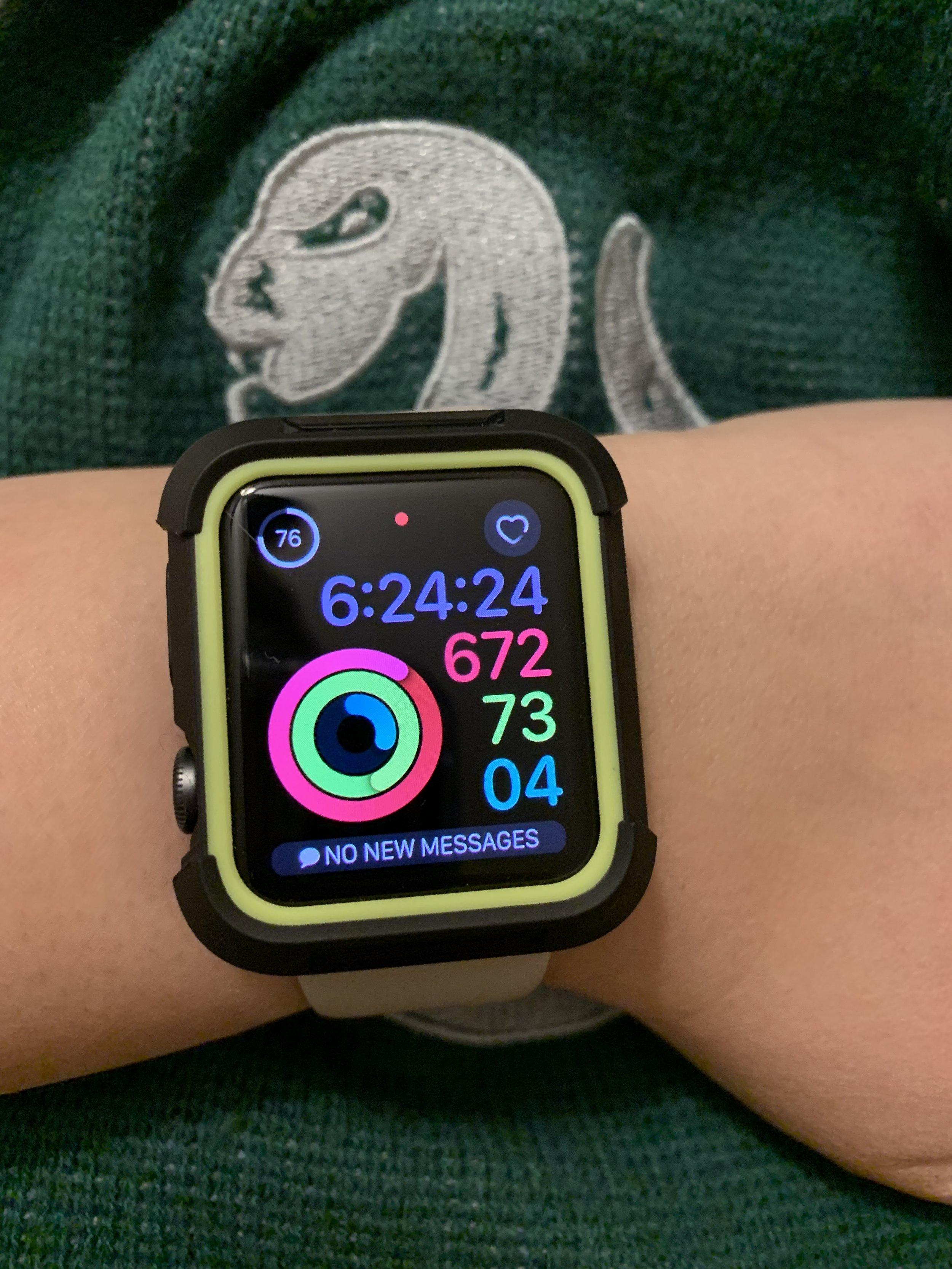 My watch!