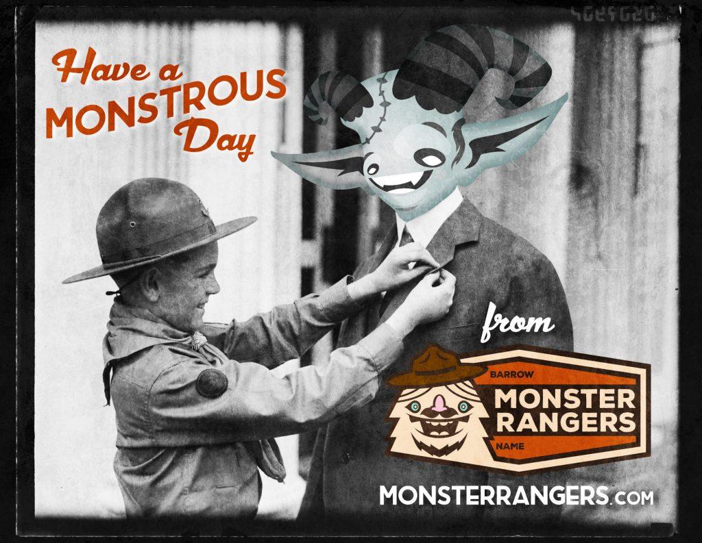 via  #monsterrangers #steamcrow #mrmisson2