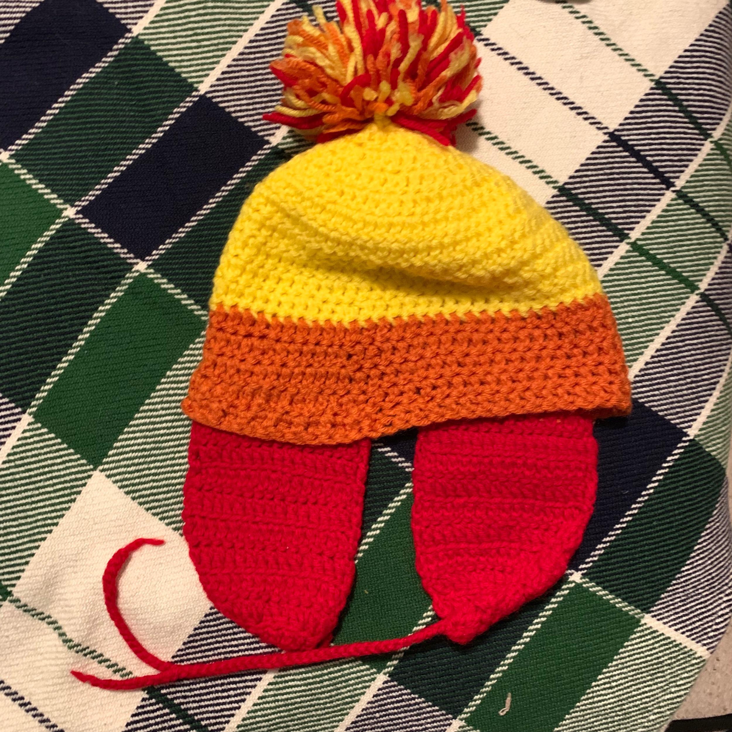 Jayne Cobb hat I crocheted for myself