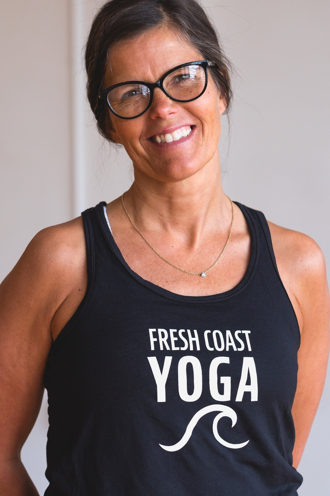 Fresh Coast Yoga Houghton Joan
