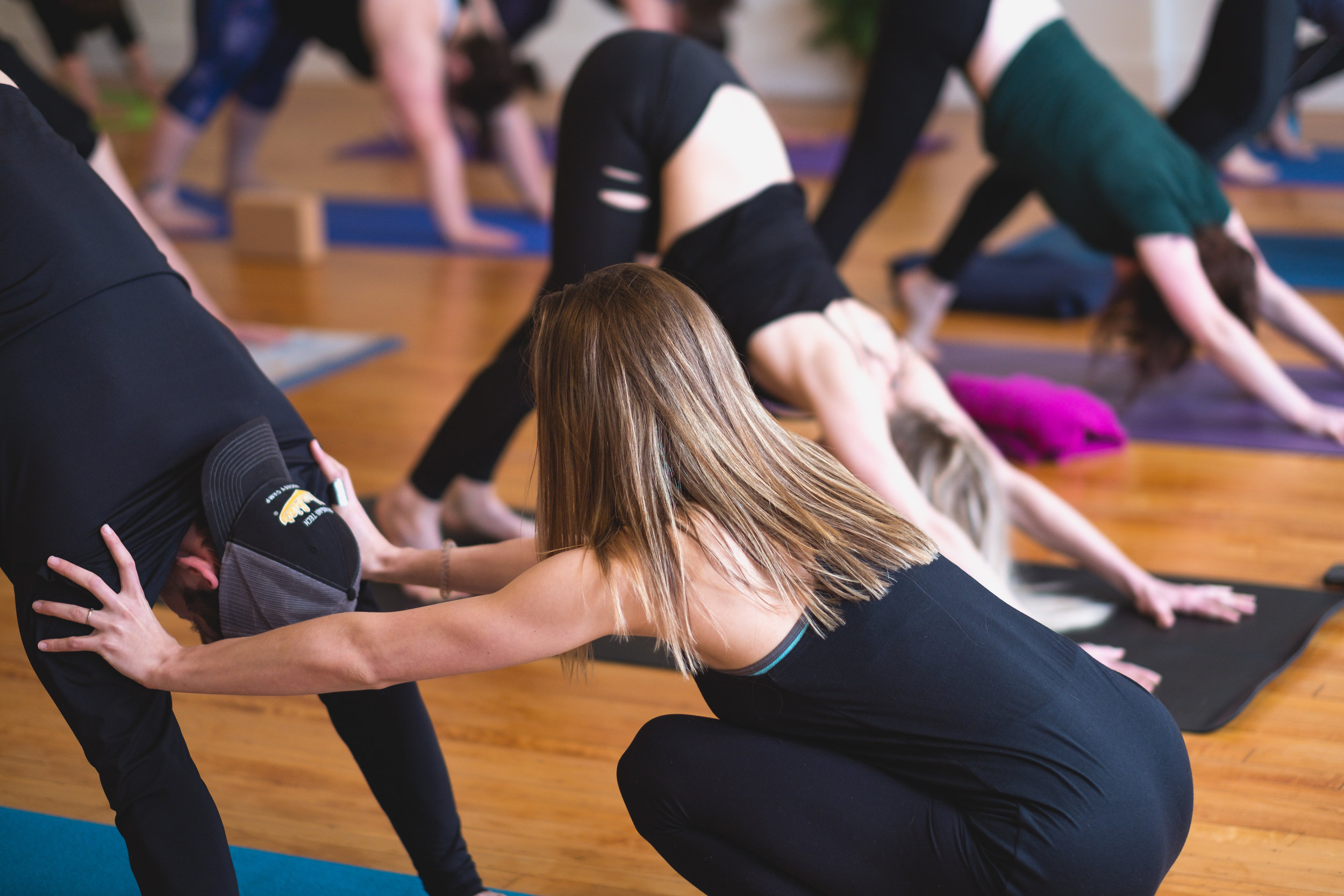 Fresh Coast Yoga Houghton Workshops