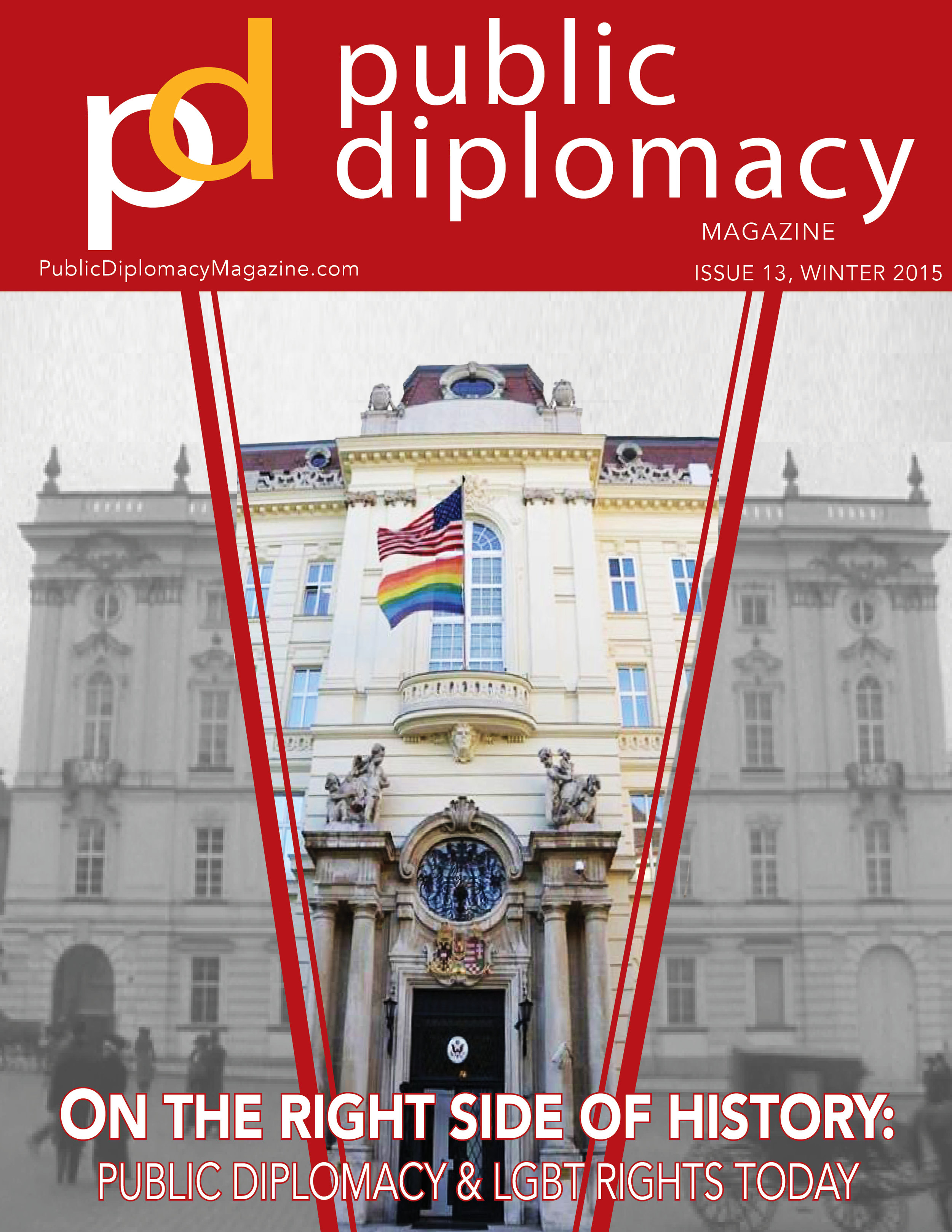 Public Diplomacy and LGBT Rights