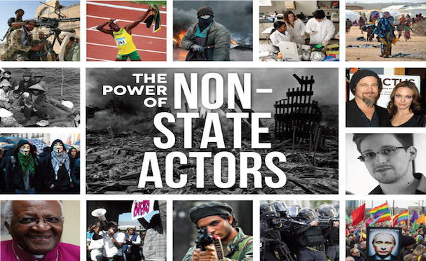 Power of Non-State Actors