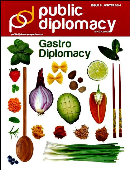 Gastro Diplomacy
