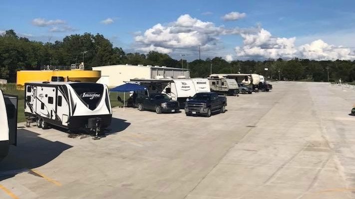 About the park - Atchafalaya RV Park is Plaquemine's newest fully concrete RV park.